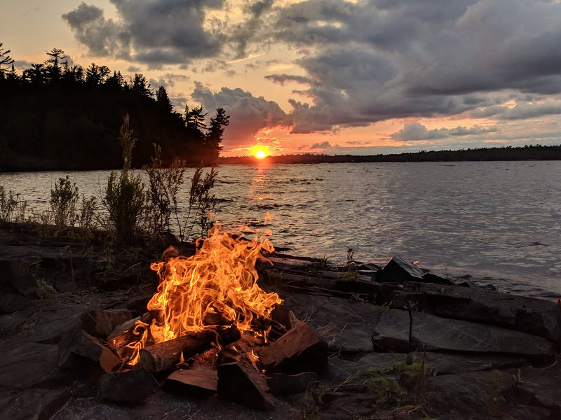 Lake Of The Woods, Sioux Narrows, Great
