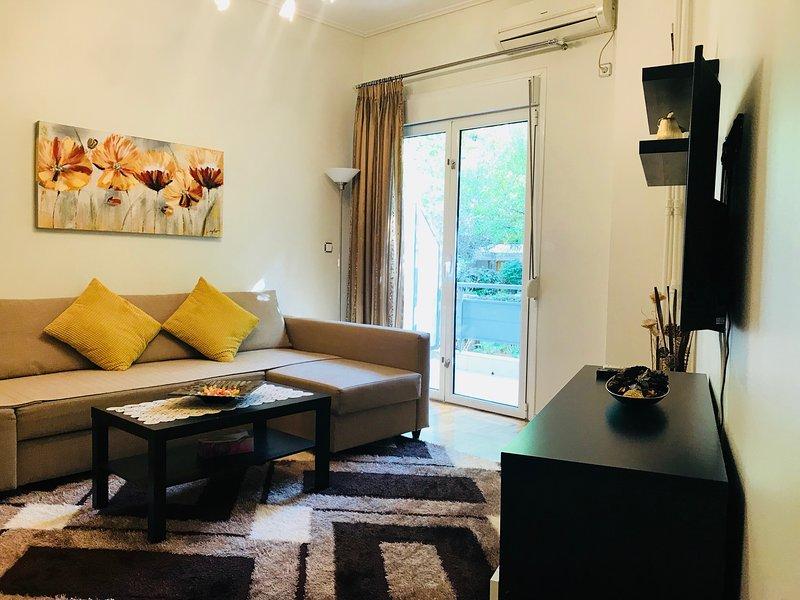 Happy Home, holiday rental in Dafni