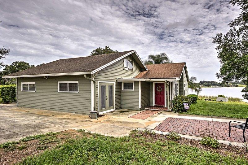 ¡Para la mejor escapada a Florida, reserve esta casa ahora!