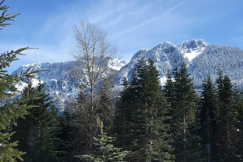 Panorami di montagna mozzafiato attendono il vostro arrivo!