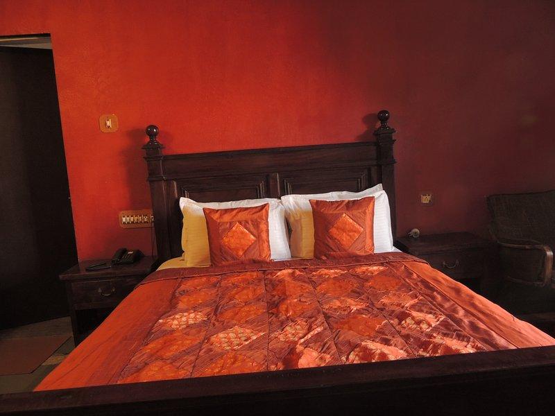 Rudraneel Villa - Deluxe Double Room 3, holiday rental in Jodhpur