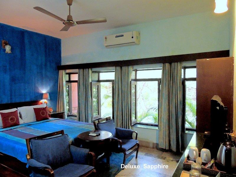 Rudraneel Villa - Deluxe Double Room 1, holiday rental in Jodhpur