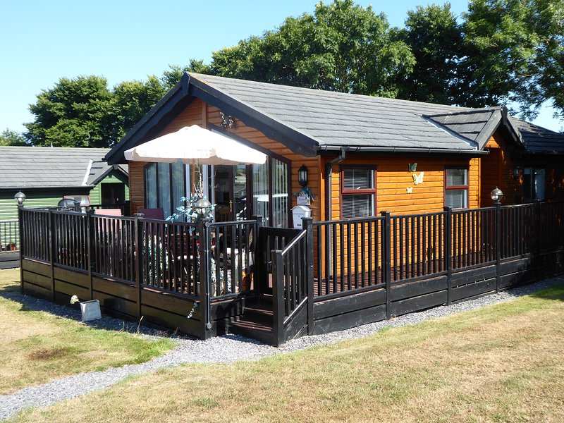 Butterfly Lodge, vacation rental in Polperro