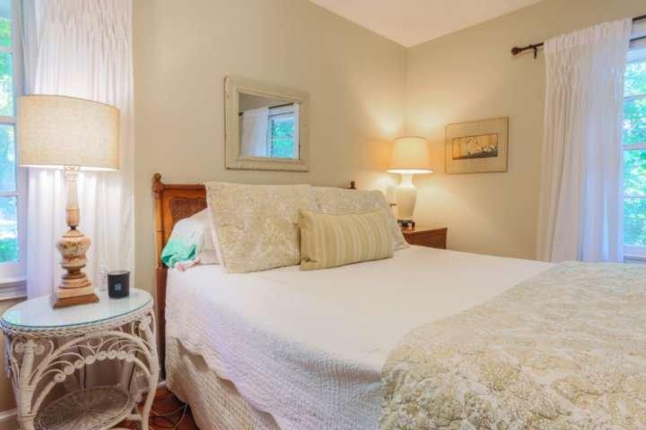 Alle Betten im Haus sind bereit für Ihre Ankunft mit frisch gewaschenen Laken.