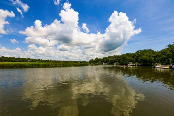 Chamando todos os velejadores, canoístas, paddle boarders, pescadores e entusiastas da água!