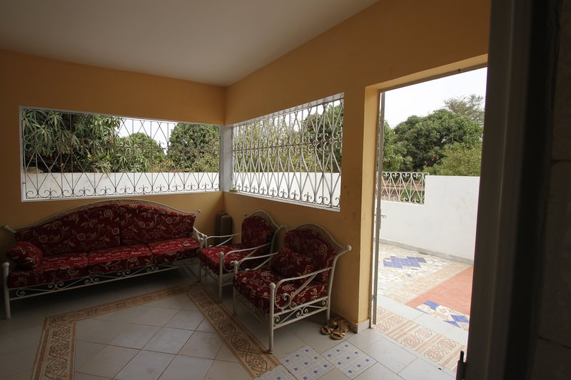Le verger d' Anta, holiday rental in Mbour