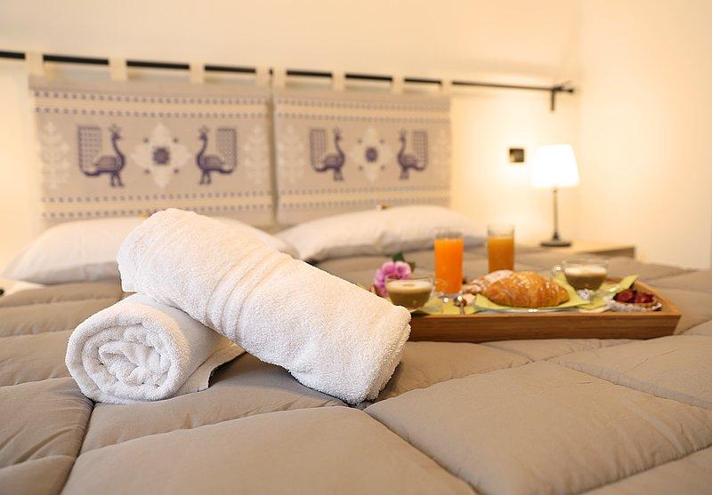 B&B I Fiori di Margherita - Camera Orchidea, holiday rental in San Mariano