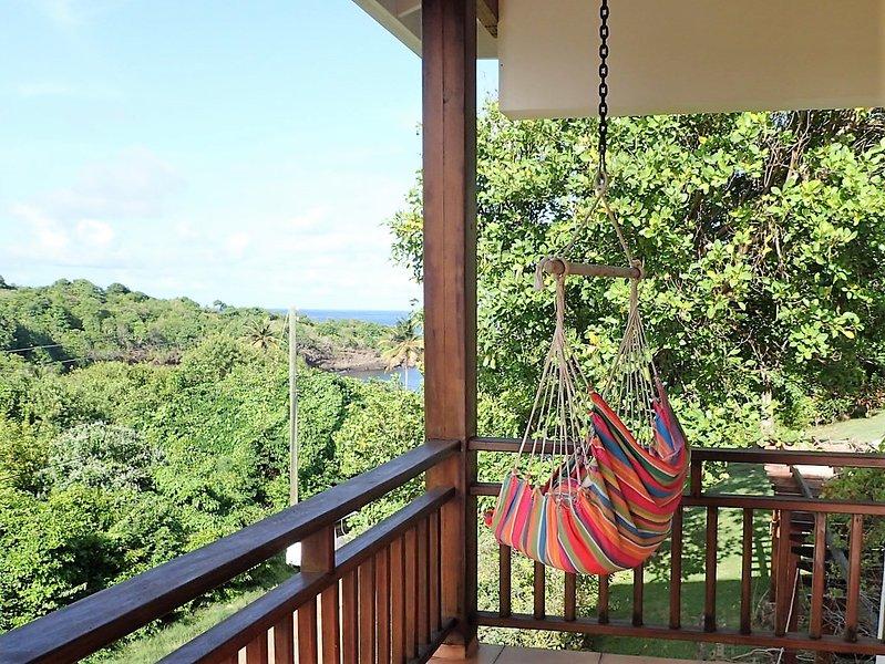 Cabier Beach Studio at Two Bays Beach Villa, casa vacanza a St. Patrick