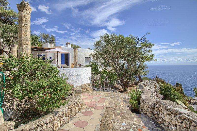 Blue Marine casa esclusiva al Ciolo, casa vacanza a Gagliano del Capo