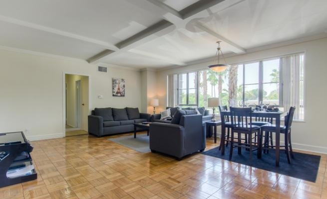 Park La Brea Apts. #1H Has Cable/satellite TV and Washer - UPDATED ...