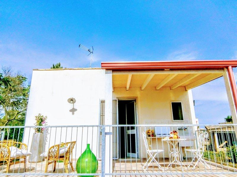 Dimora Corbezzolo in Casale, holiday rental in Sant'Isidoro