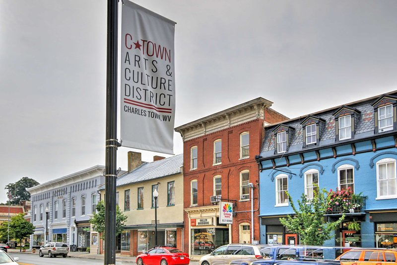 Go ahead and plan your Charles Town trip!