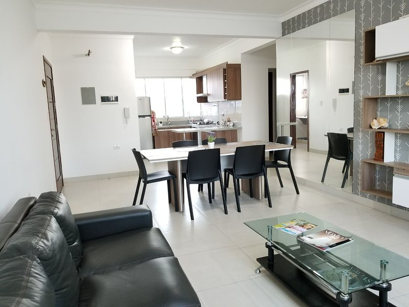 Las Palmas 3100 Apartamentos, holiday rental in Santa Cruz