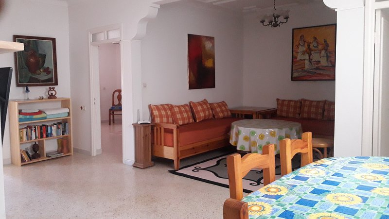 appartement  meubler 3 chambre pour 5 personne, location de vacances à Essaouira