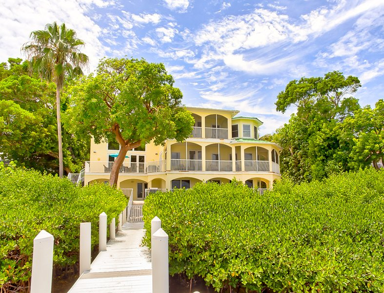Rainbows End, holiday rental in Captiva Island