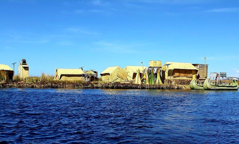 UROS LUPAKA LODGE HOTEL, location de vacances à Puno Region
