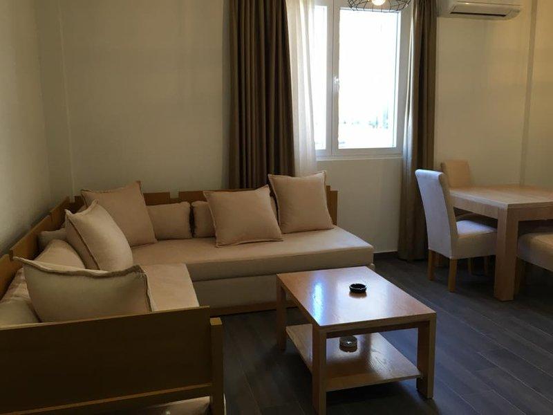 Apartamente lux Sunrise, holiday rental in Saranda