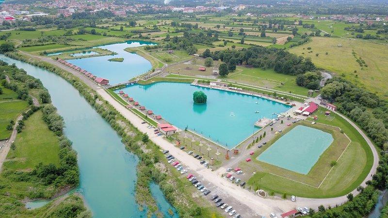Jezero Jelen, casa vacanza a Zenica-Doboj Canton