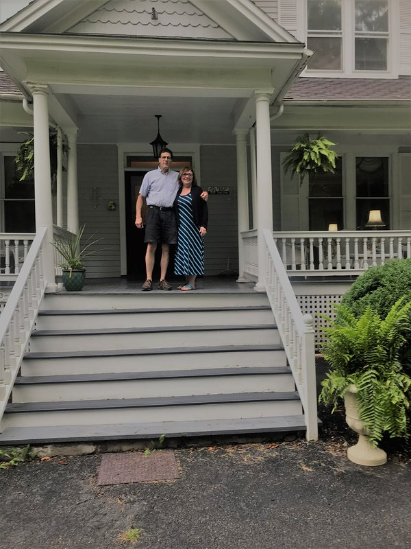 Your New Owners: Carol and Dale