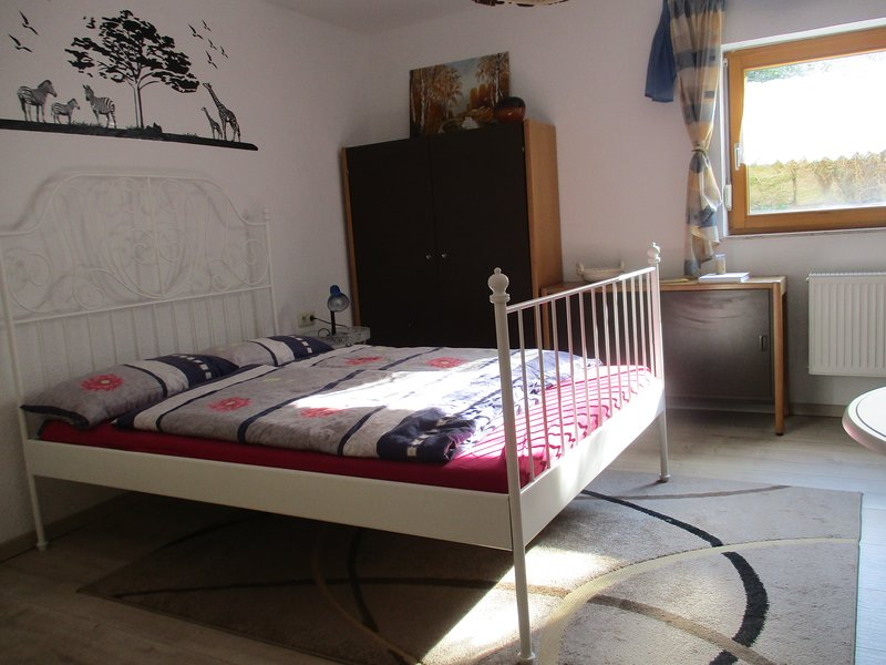 Holiday home Sonne nearby Rothenburg ob der Tauber, holiday rental in Bad Windsheim