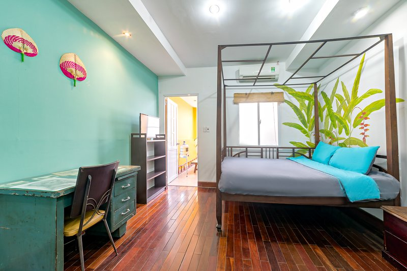 MH Serviced Apartment in District 1, Ferienwohnung in Ho-Chi-Minh-Stadt