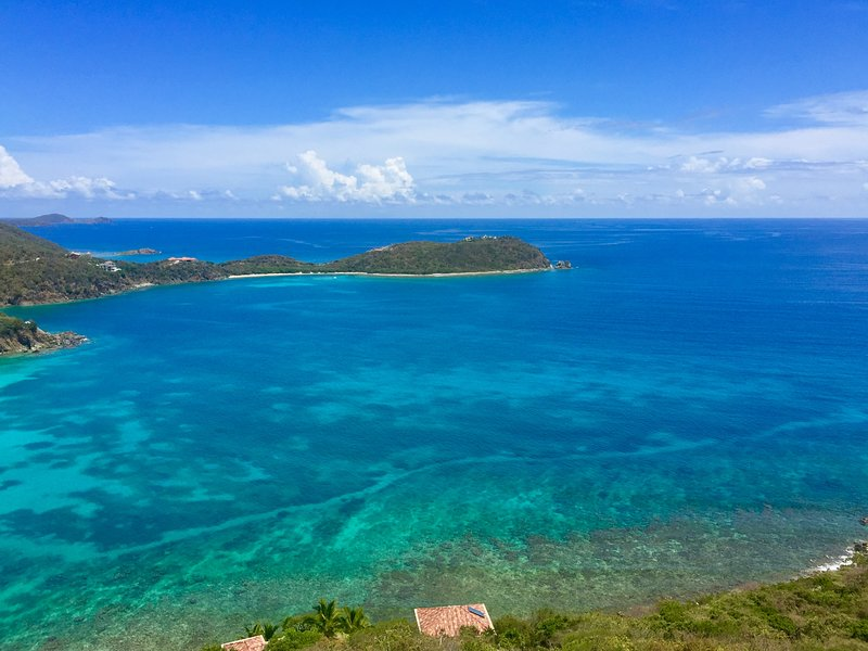 'one of the best views on St. John'