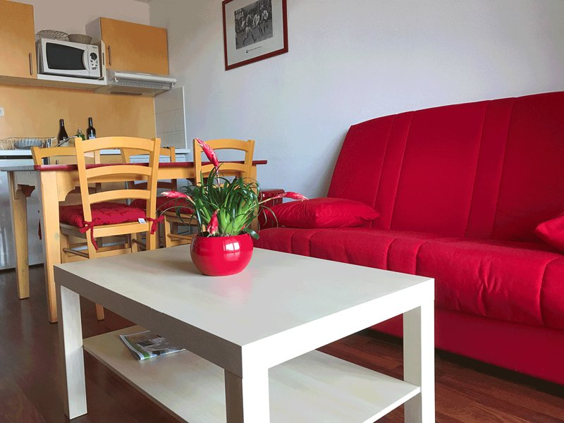 Location Landes Cassen, appartement chalet 3 étoiles, holiday rental in Hinx