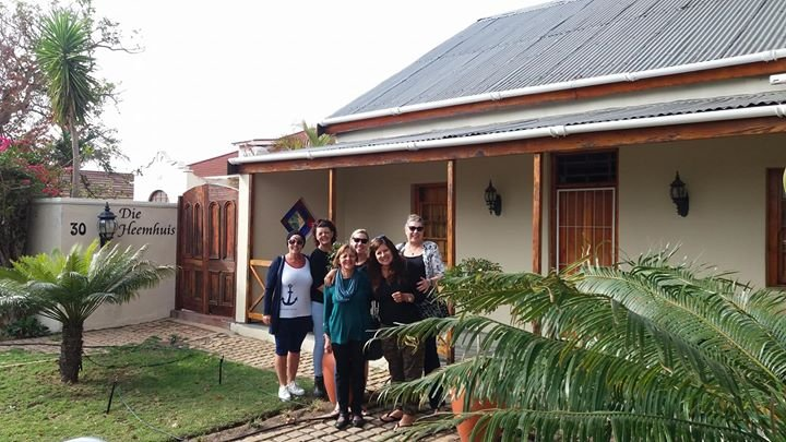 Die Heemhuis - Self Catering Guest House, casa vacanza a Worcester