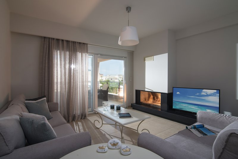 Gras House 1, Agia Pelagia, holiday rental in Mononaftis