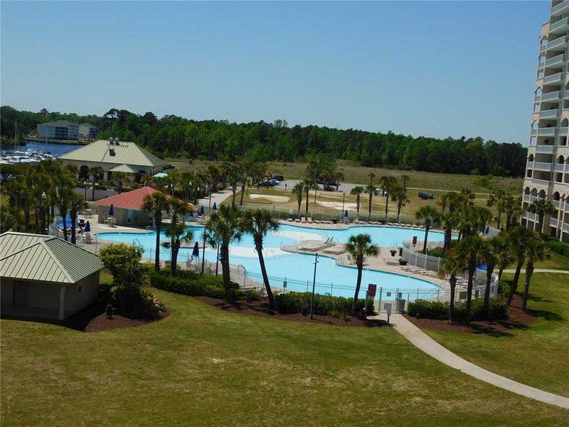 Yacht Club Villas 3 502 Has Shared Outdoor Pool Unheated