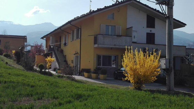 Casa vacanze, holiday rental in Assergi