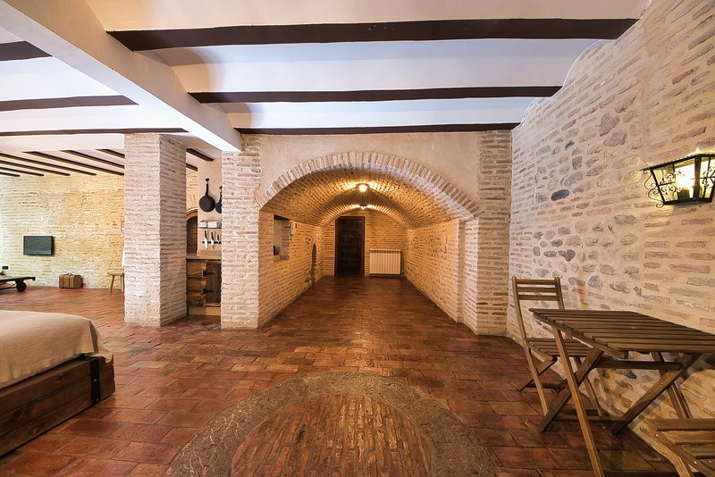 The lovers cave, vacation rental in Granada