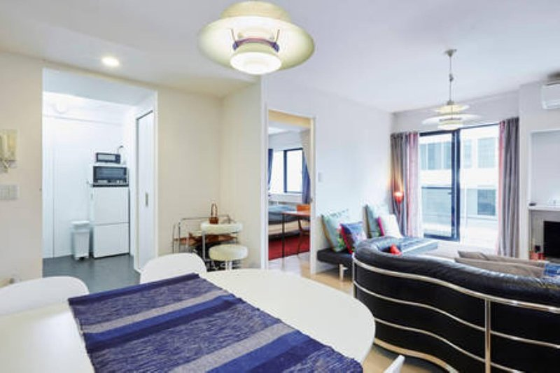 2 Br Design Flat In Heart Of Akasaka Has Cable Satellite