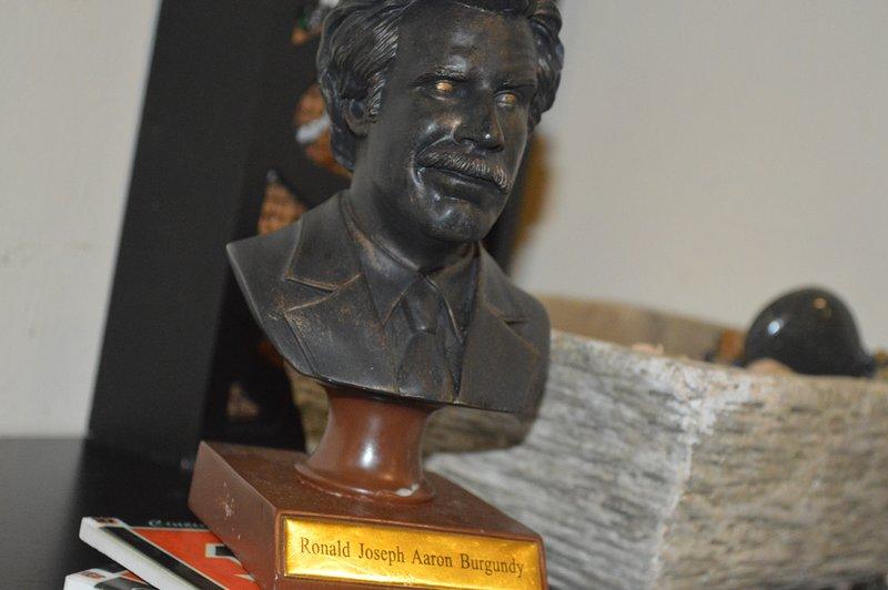 Ronald Joseph Aaron Burgundy