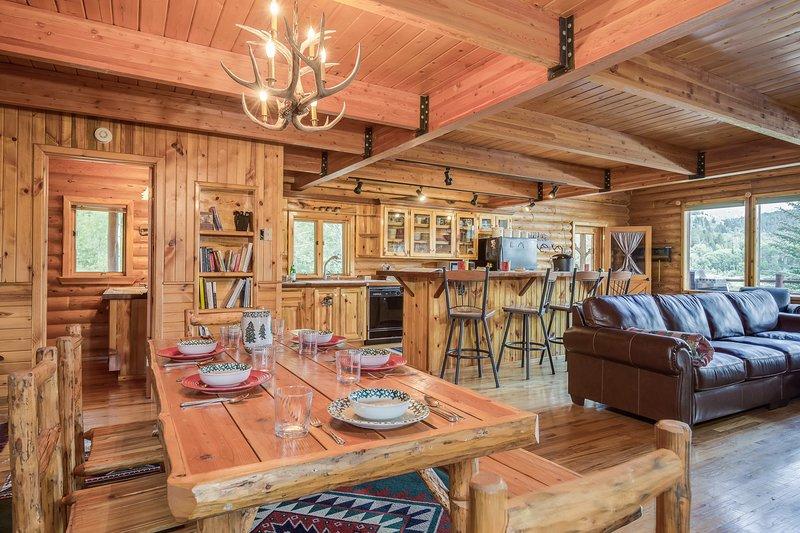 Alpine Refuge, location de vacances à Alpine