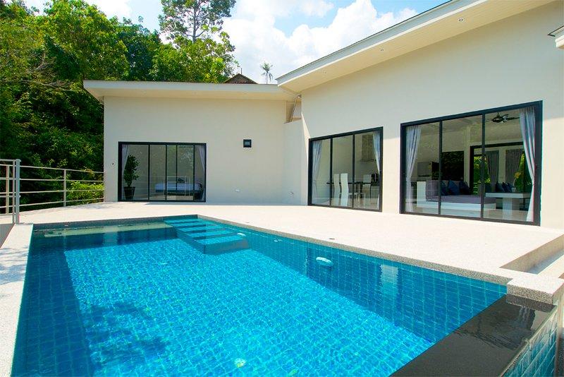 Manao Villa 2Br Private Pool, alquiler vacacional en Lamai Beach
