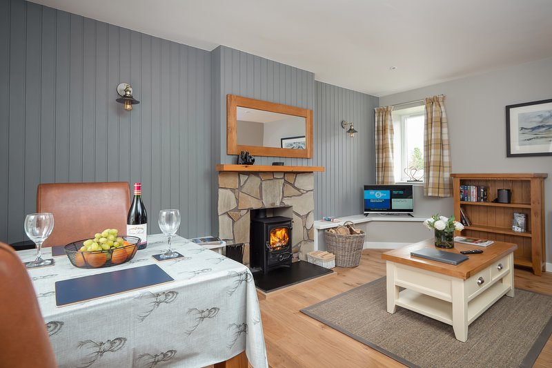 Pine Cottage Living Room