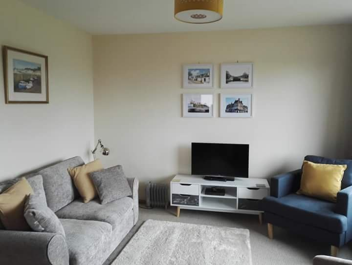 Firth View flat, holiday rental in Tore
