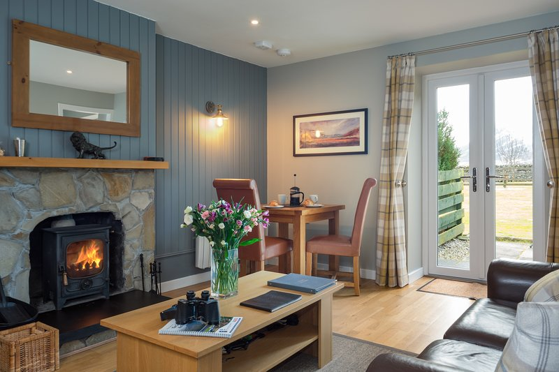 Birch Cottage at Highland Holiday Cottages, vacation rental in Dalwhinnie