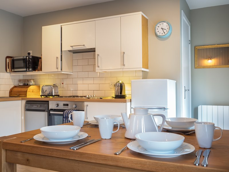 Douglas Fir Cottage Kitchen