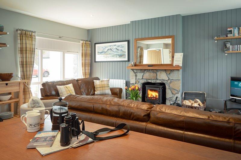 Hazel Cottage Living Room