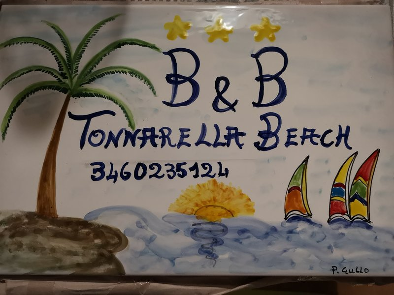 B&B Tonnarella Beach Camera Doppia con bagno privato, holiday rental in Oliveri