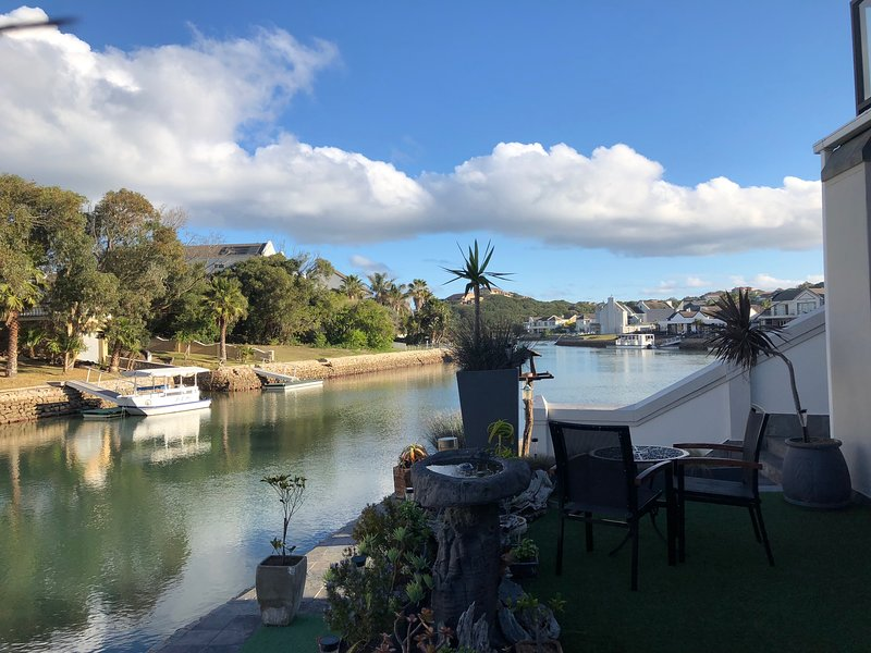 View over the prestigious  Royal Alfred Marina from our patio