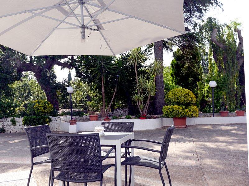 Bell'aria b&b, holiday rental in Cozzana