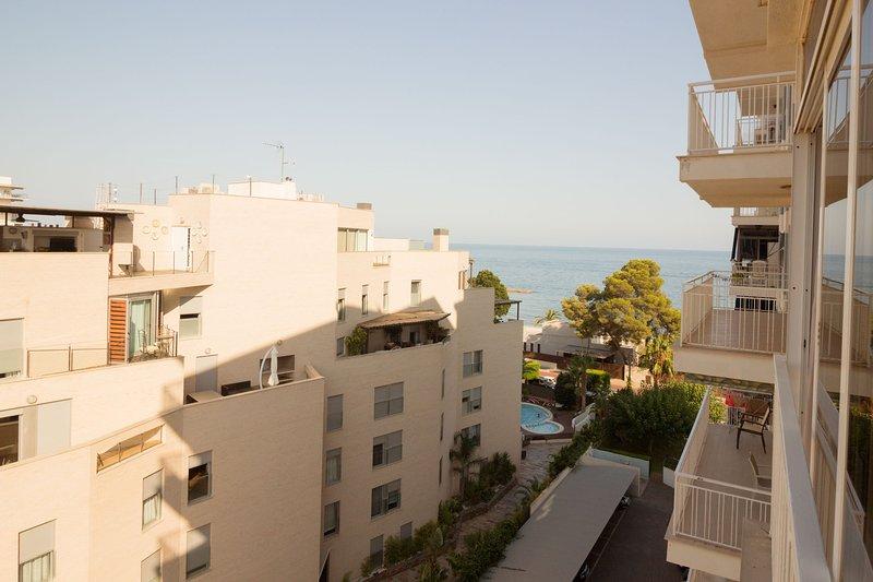 Apartamento Benicassim diponible, alquiler vacacional en El Grao