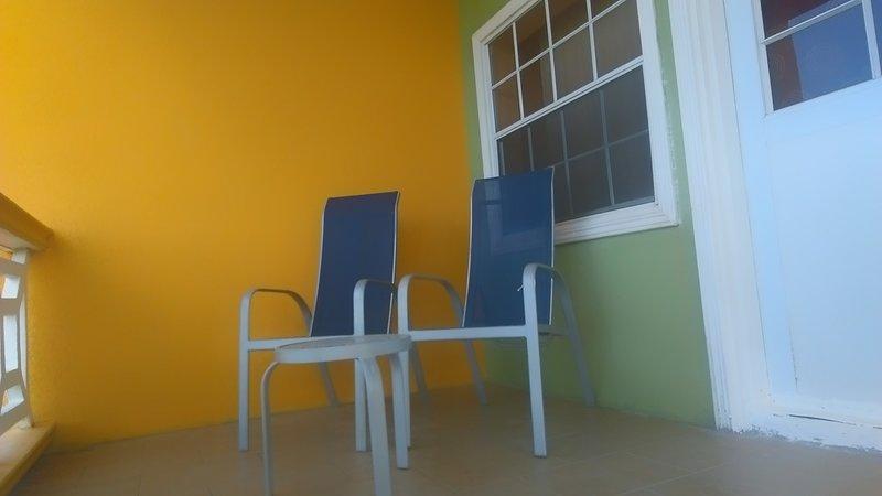 Belle View Lilac Apartment, alquiler de vacaciones en Laborie