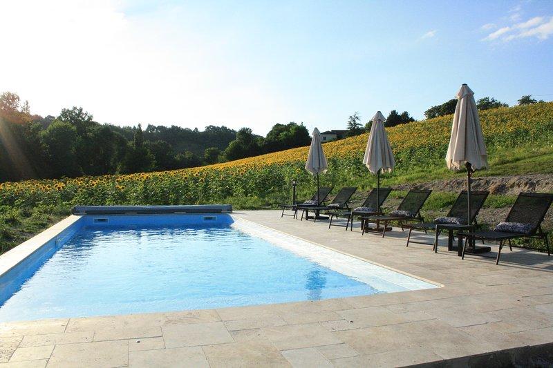 Villa Duroux, location de vacances à Saint-Martin-de-Ribérac