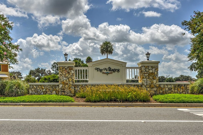 Find your forever home-away-from-home at this home in The Villages!