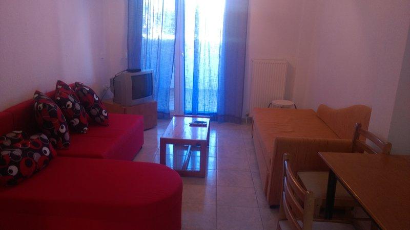 Bravo Apartment, holiday rental in Pefkohori
