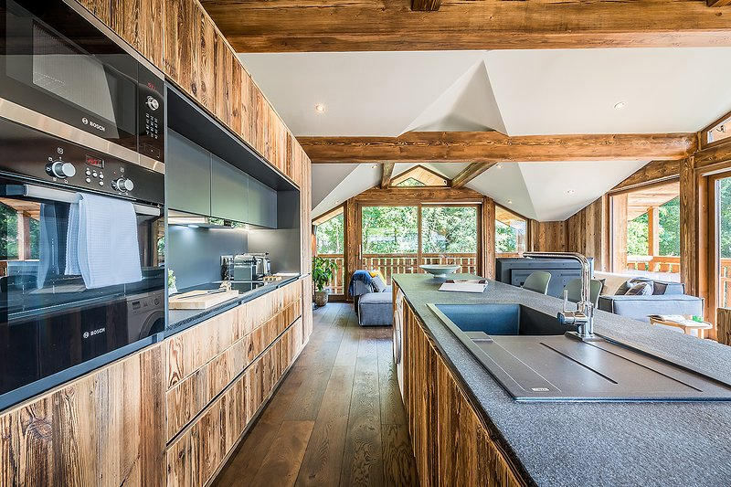 Photo of MOULIN III - Luxury chalet with private hot tub
